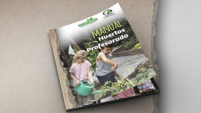 Portada Manual profesorado huertos de biodiversidad