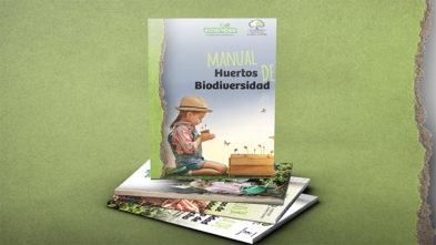 Portada Manual de Huertos de Biodiversidad