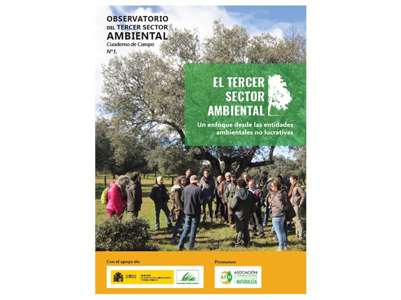 Un informe sobre el Tercer Sector Ambiental inaugura la apuesta de la AFN por la información de calidad