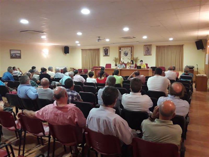 Más de 3.300 almendros ecológicos fomentarán la sostenibilidad agraria en La Mancha Húmeda