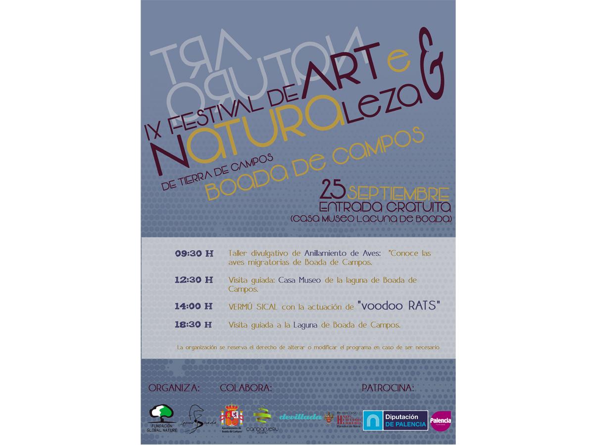 La Casa Museo de la Laguna de Boada de Campos celebra su Festival de la Naturaleza