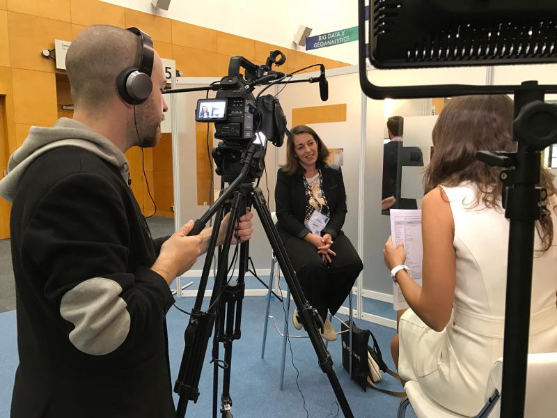 La Fundación Global Nature participa en la Conferencia Esri España