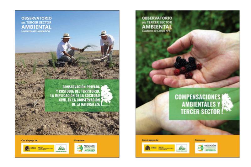 El Observatorio Ambiental del Tercer Sector publica tres nuevos informes