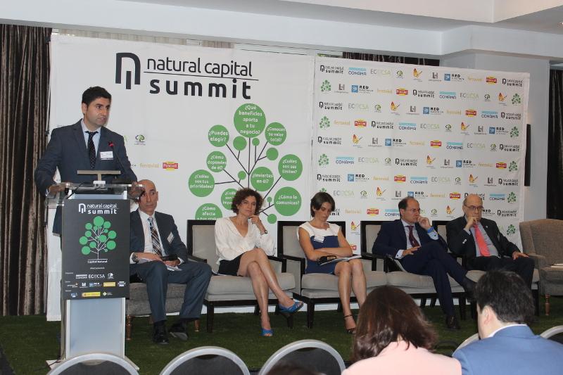 Se celebra Natural Capital Summit, el foro de referencia sobre gestión sostenible de los recursos naturales
