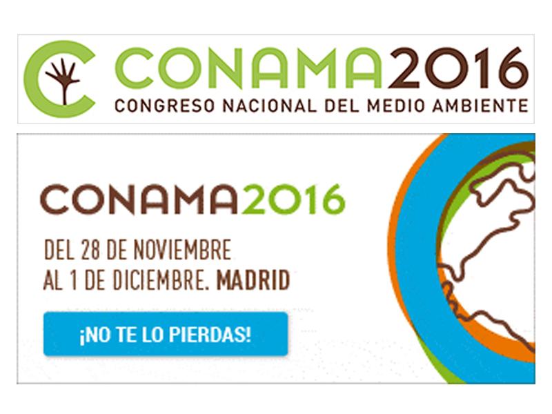 Te esperamos en CONAMA 2016