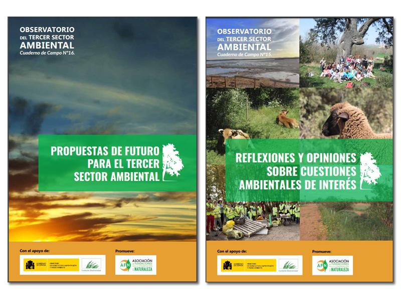 La AFN completa su serie de 16 informes con información útil y de calidad para la conservación