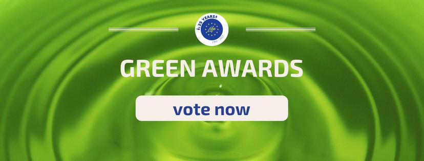 El proyecto LIFE AgriClimateChange, nominado a los Green Awards