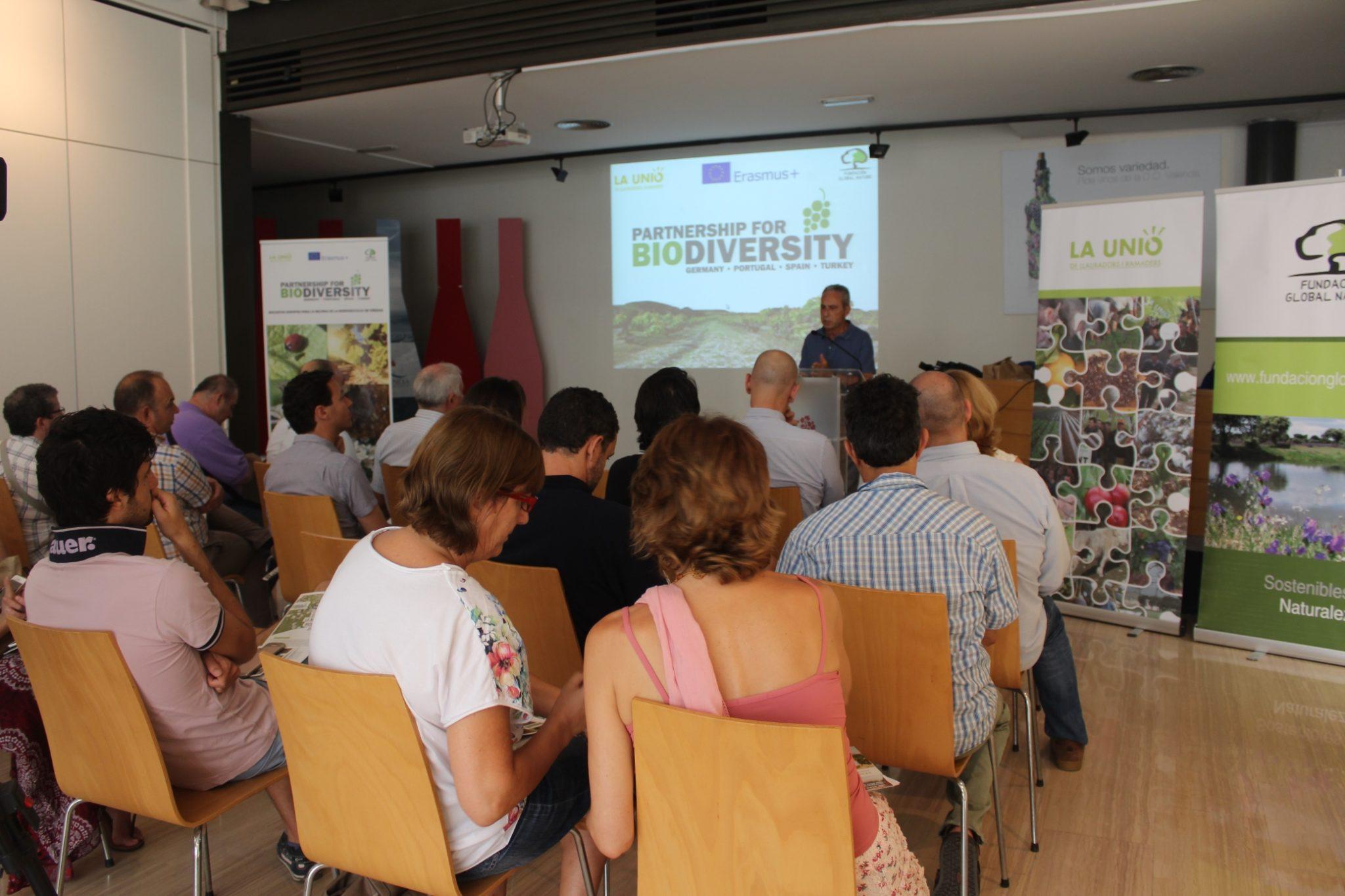 La biodiversidad, clave para el futuro de los vinos españoles