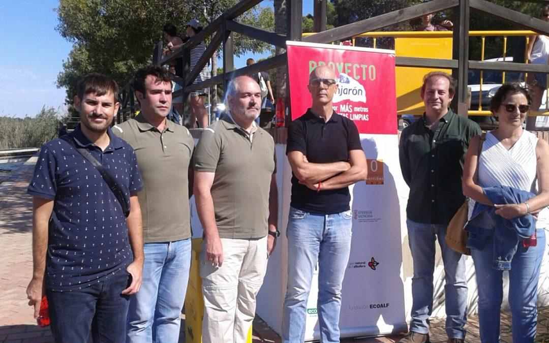 """El agua mineral natural Lanjarón pone en marcha el proyecto """"Por más metros de costas limpias"""" para reforzar  su compromiso con el medio ambiente"""