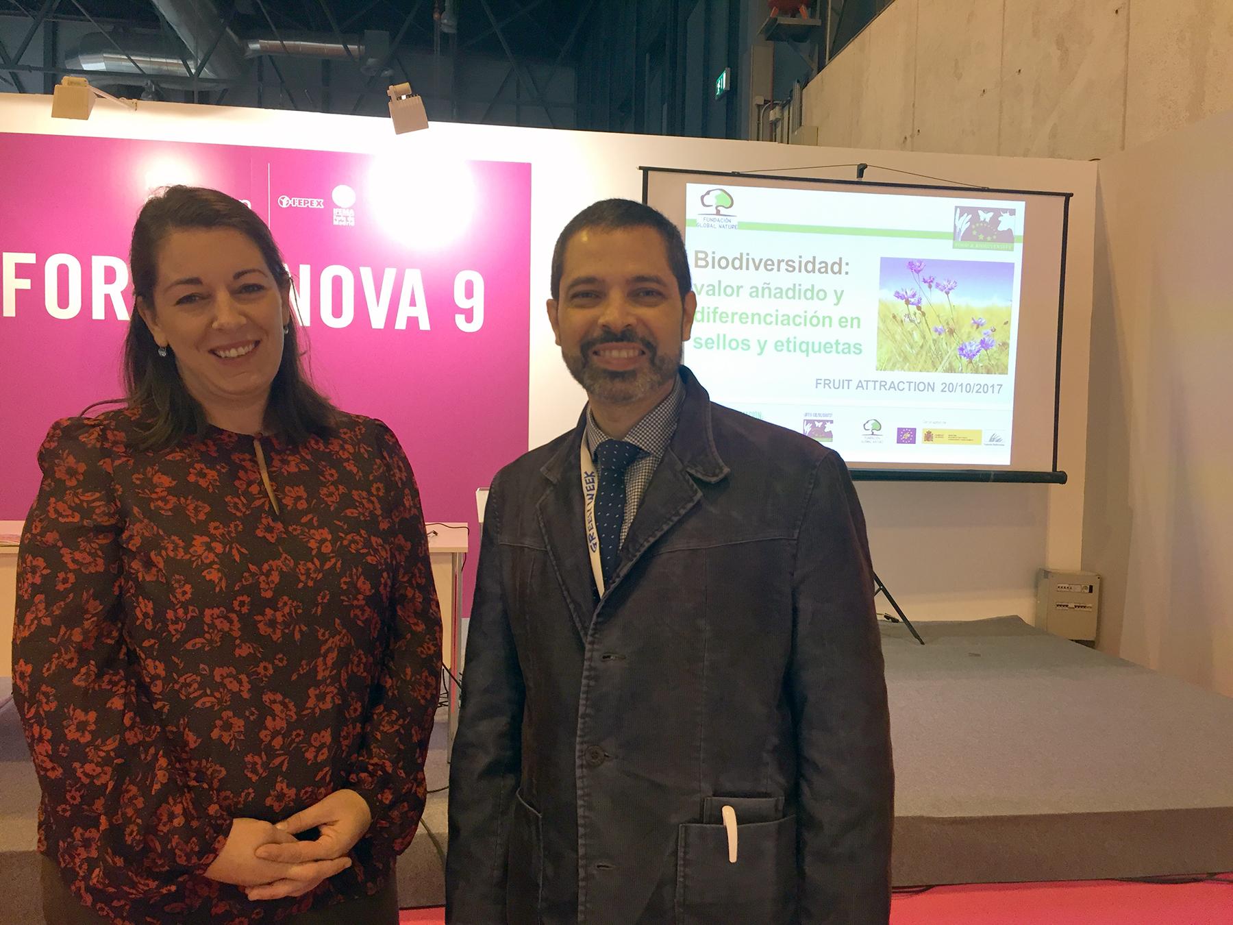 La Fundación Global Nature y Zerya presentan un estudio sobre sellos agroalimentarios y protección de la biodiversidad