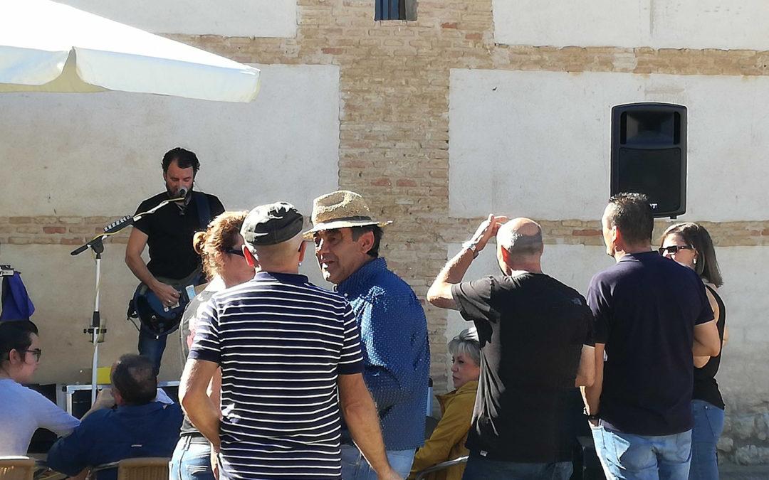 X Festival de la Naturaleza en la Casa Museo de la Laguna de Boada de Campos, Palencia.