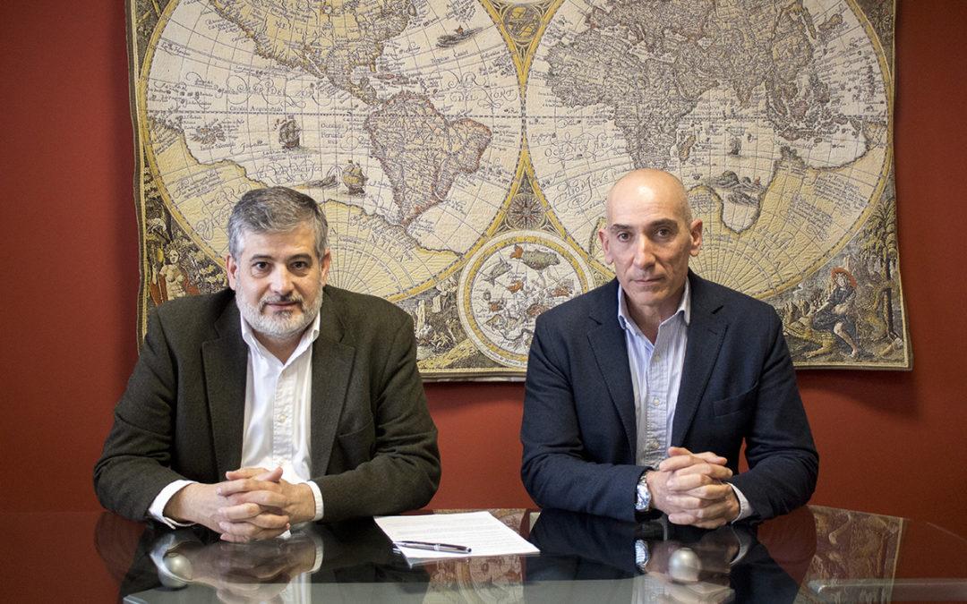 La Fundación Global Nature y Aceites García de la Cruz firman un acuerdo de colaboración para promover la conservación del patrimonio natural manchego en el sector del aceite de oliva