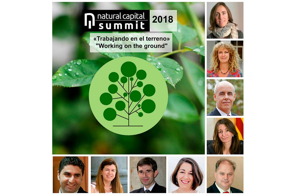El II Natural Capital Summit reúne a empresas comprometidas con la sostenibilidad que reconocen que la naturaleza es una solución a los retos globales