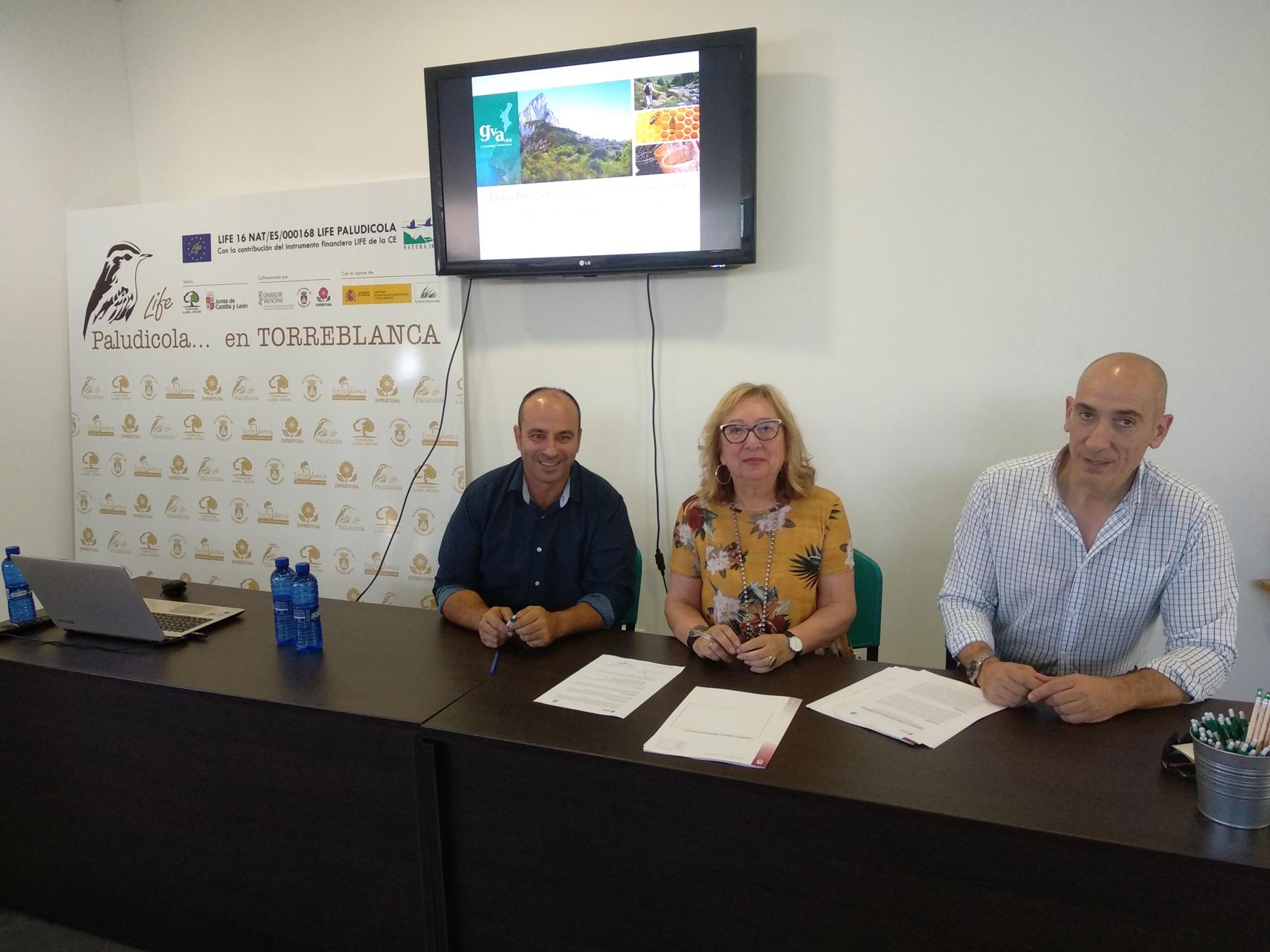 El Ayuntamiento de Torreblanca reafirma su compromiso medioambiental con unas jornadas agrícolas y la firma de un acuerdo de colaboración con la Fundación Global Nature