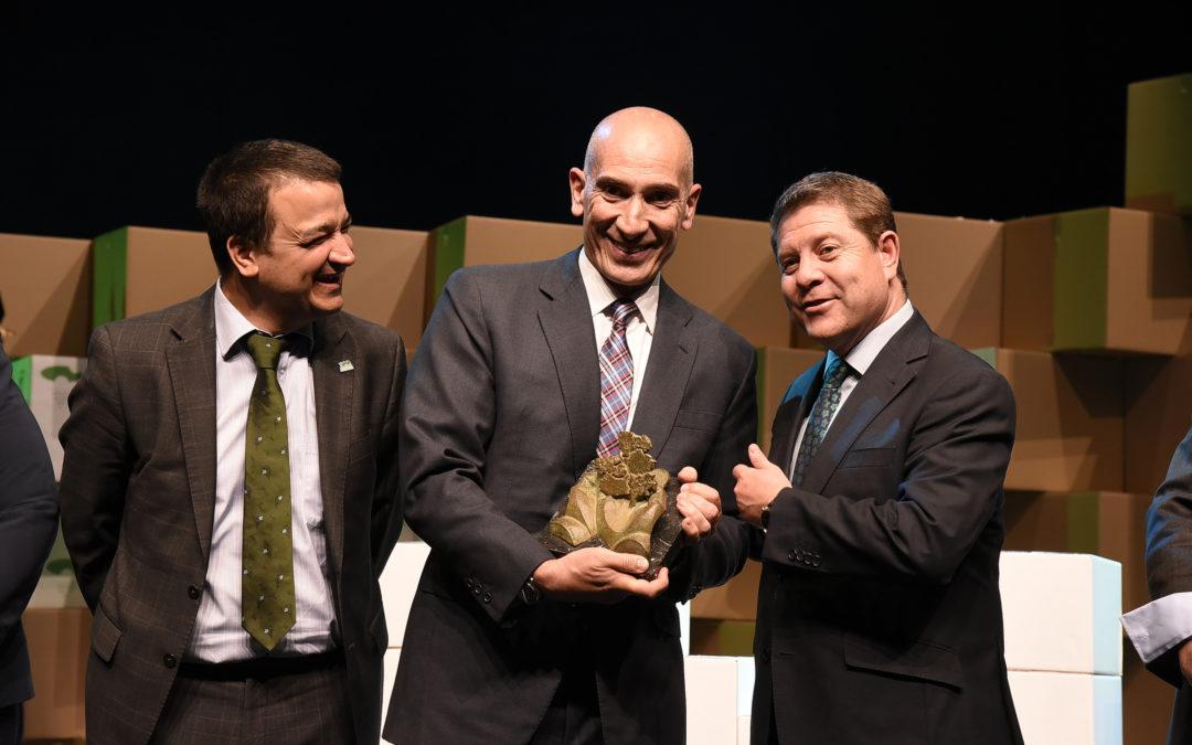 Fundación Global Nature, premio regional de Medio Ambiente de CLM