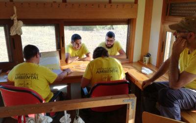 Voluntarios contribuirán en la protección de las lagunas de La Nava y Campos de Palencia