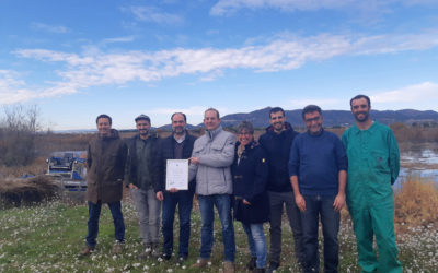 La Generalitat Valenciana y Fundación Global Natureavanzan juntas en conservación de humedales