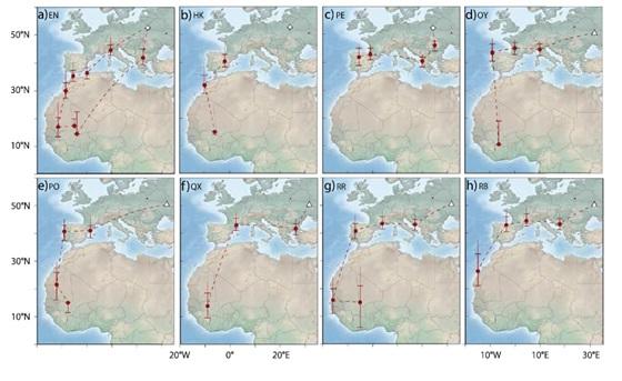 Un estudio científico resalta la importancia de la península ibérica en la migración del carricerín cejudo