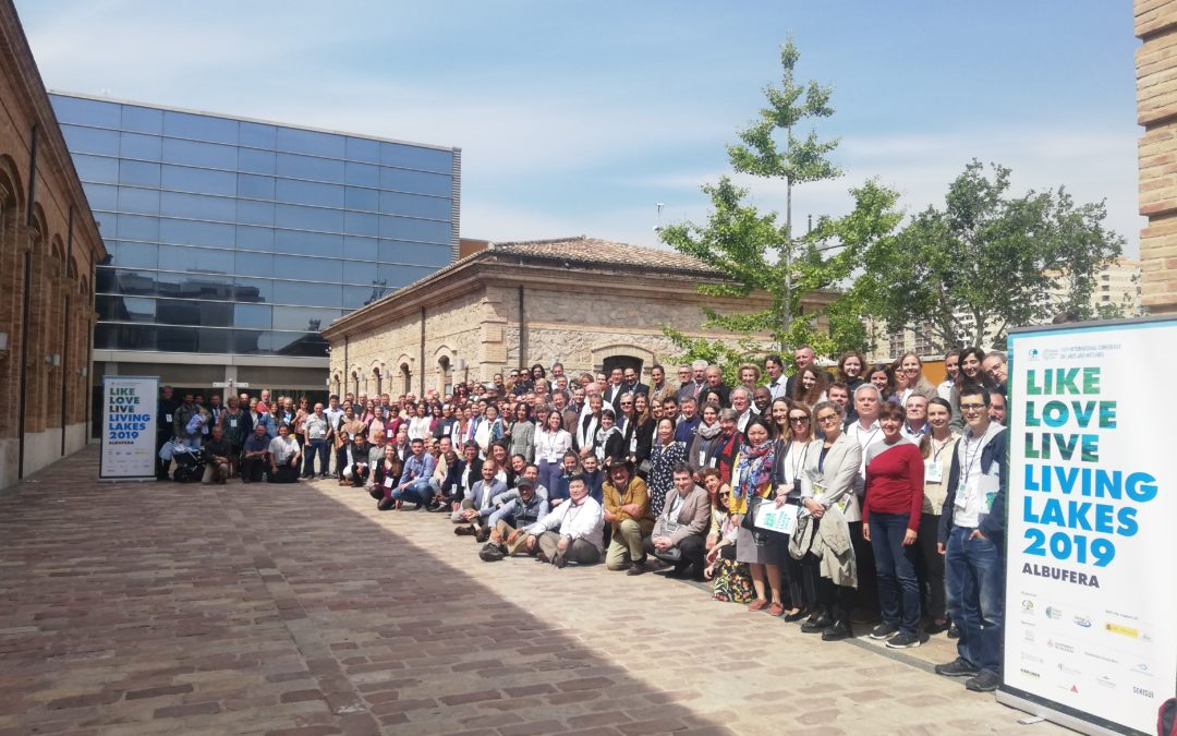 La Conferencia Living Lakes alza los humedales como grandes recursos frente a los efectos del cambio climático