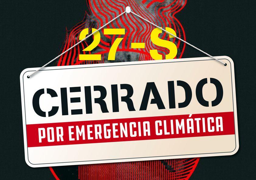 Cerrado por #HuelgaMundialPorelClima