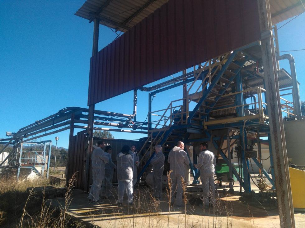 La estruvita o cómo transformar un residuo contaminante en un fertilizante