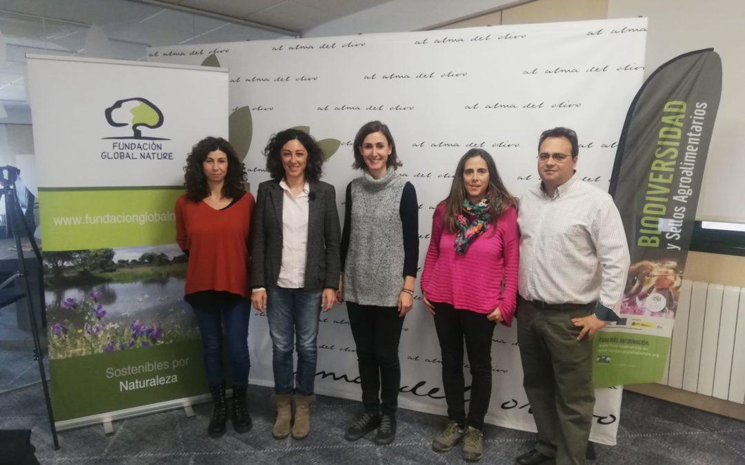 Al Alma del Olivo, proyecto piloto que apuesta por la biodiversidad a pie de campo