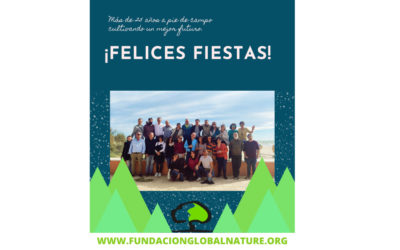 Fundación Global Nature desea una Feliz Navidad