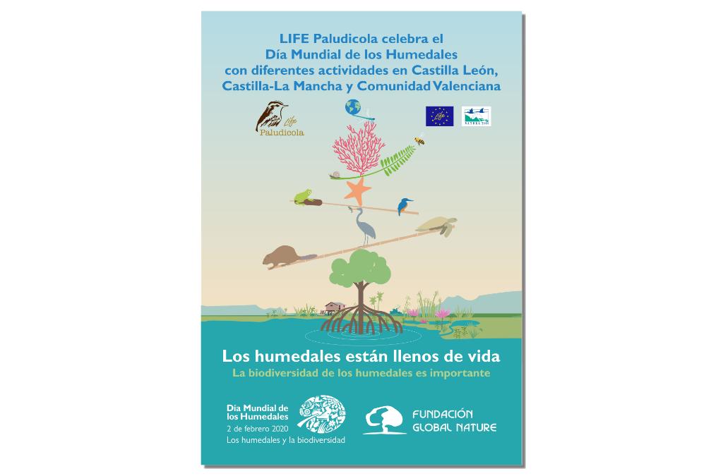 Día Mundial de los Humedales: La destrucción y abandono de la naturaleza más biodiversa