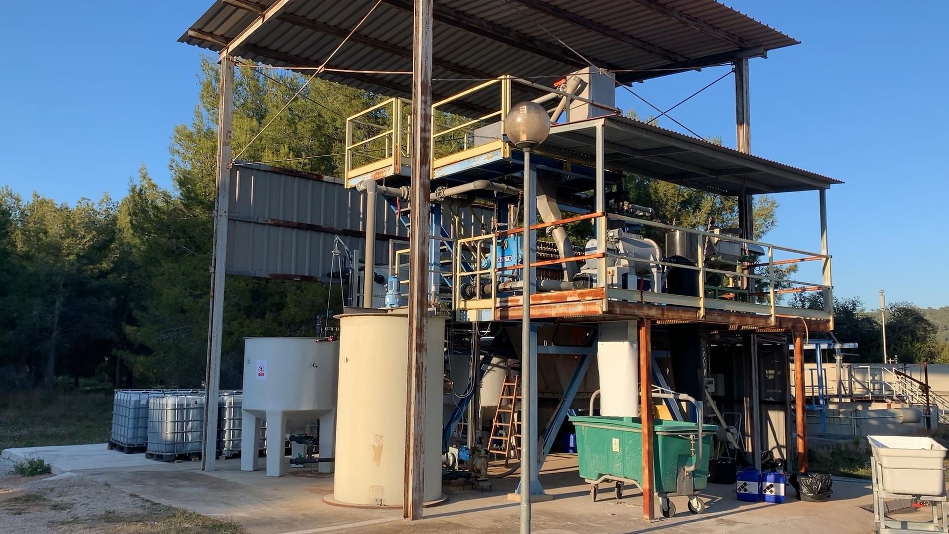 En marcha los primeros análisis de la planta de Segorbe para transformar purines en fertilizantes