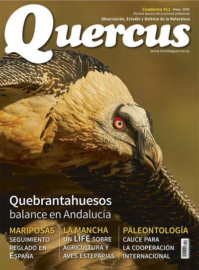 Artículo «Agricultura y aves esteparias en la Mancha» en la revista Quercus ¡Ya disponible!