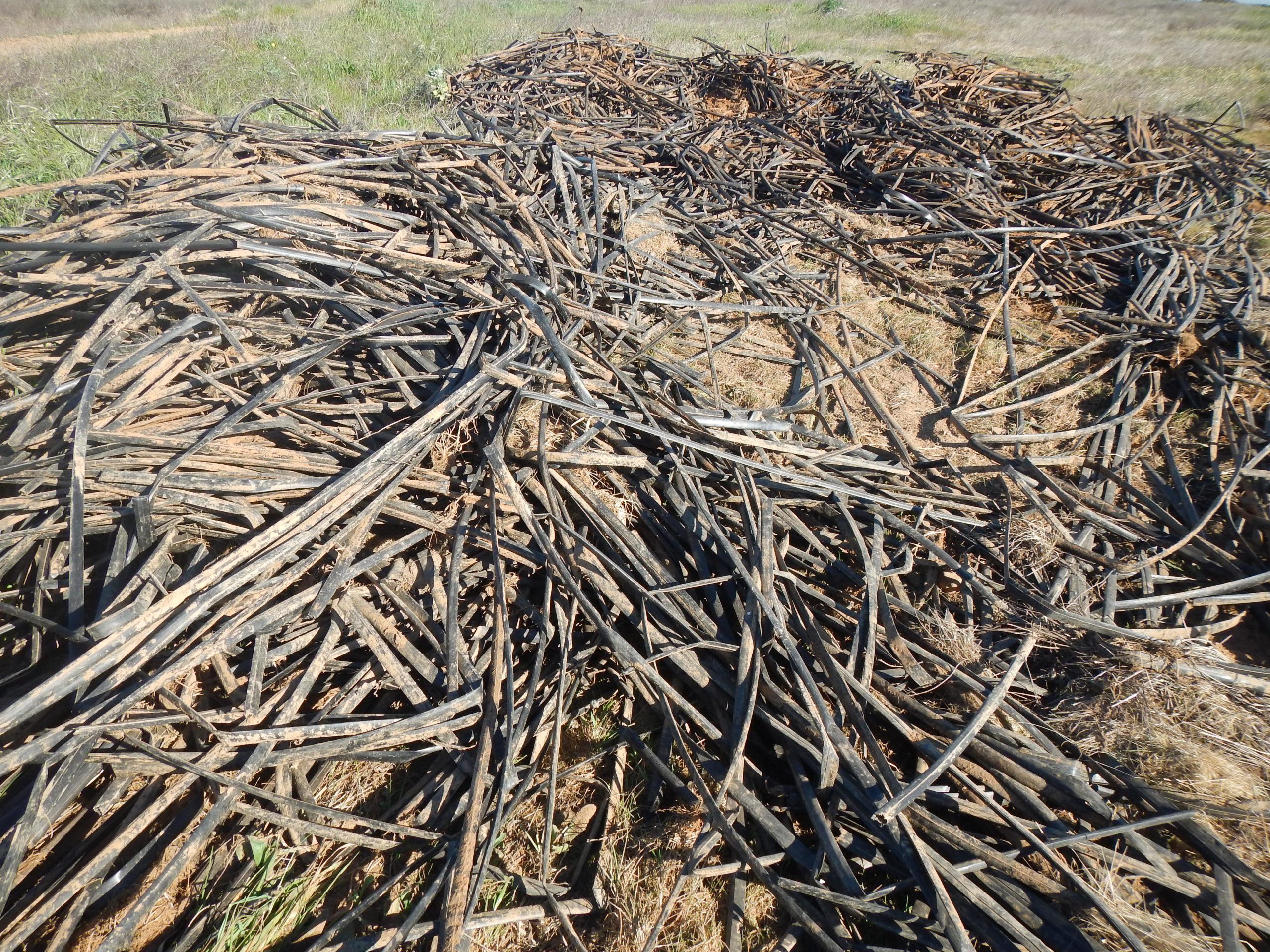 Comprender mejor los residuos del sector agrario, la base de una buena gestión