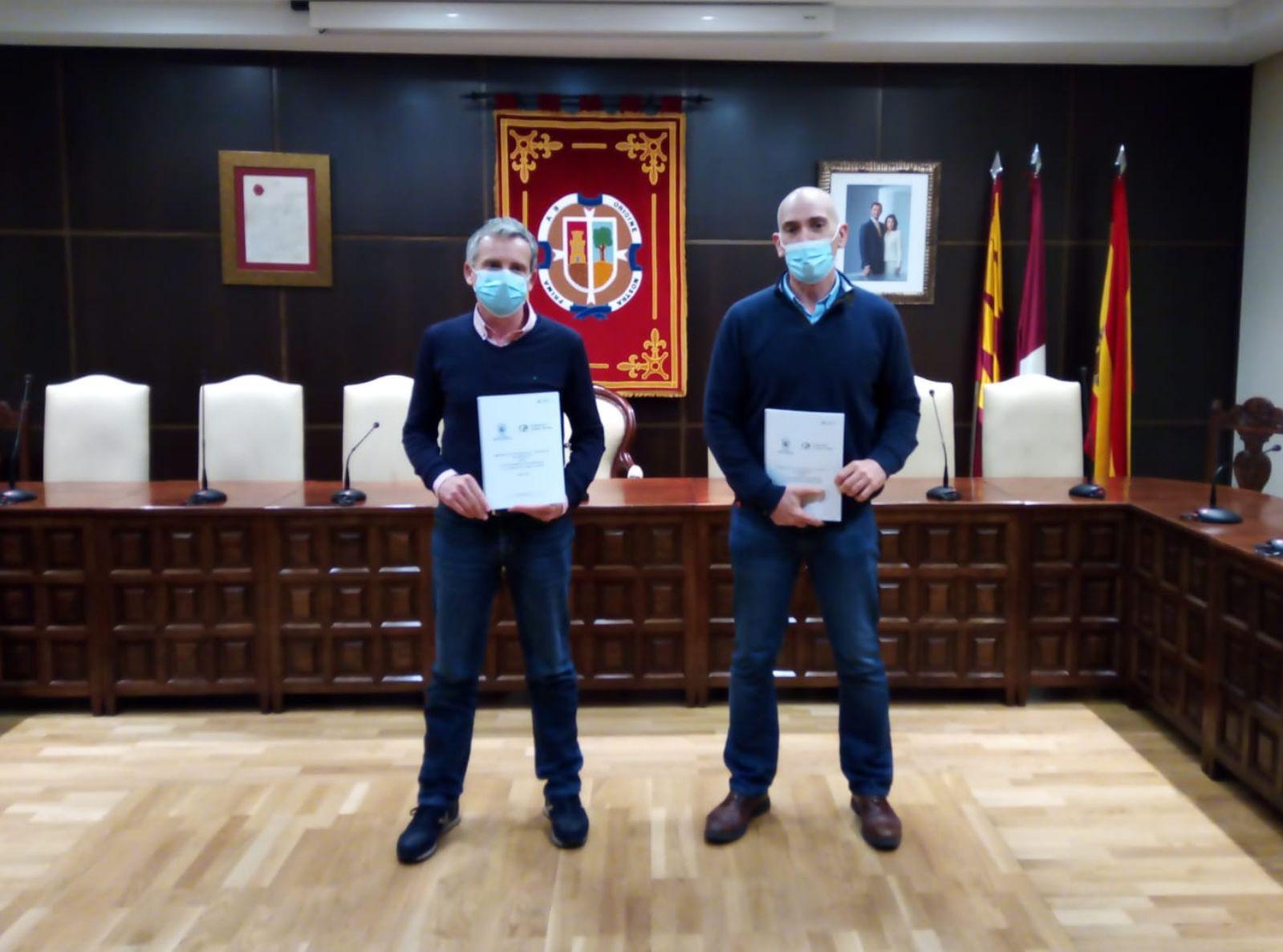 Madridejos y Fundación Global Nature renuevan por octavo año su unión por el cuidado del patrimonio natural