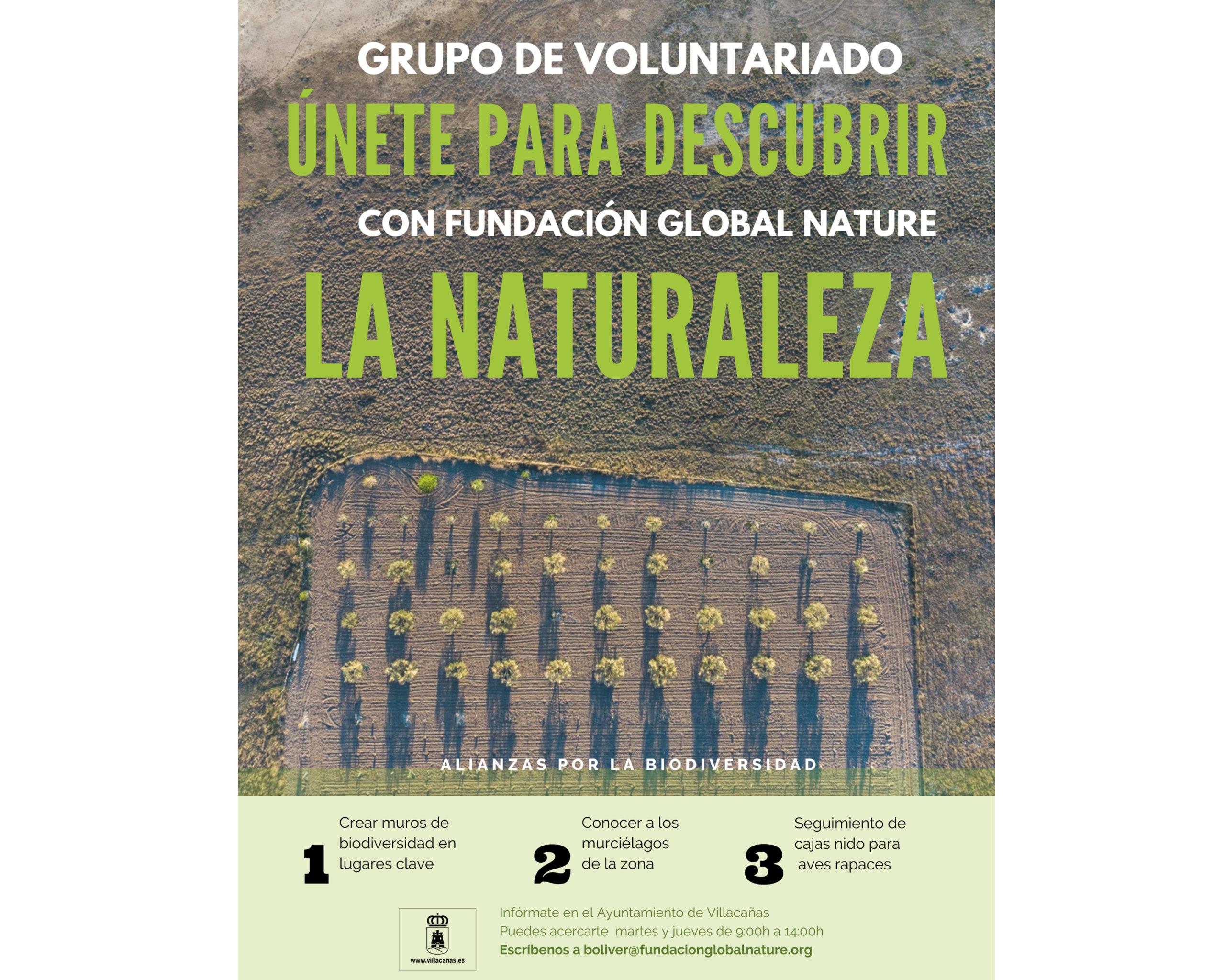 Red ciudadana para construir biodiversidad en entornos agrícolas