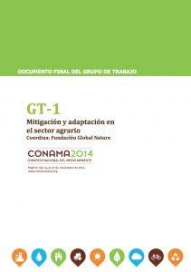 Conama 2014 Mitigación y Adaptación en el sector agrario