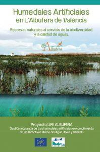 Humedales – Folleto del proyecto LIFE Albufera. Español
