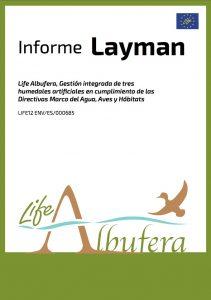 Layman report LIFE Albufera espanol