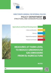 Measures at farm level